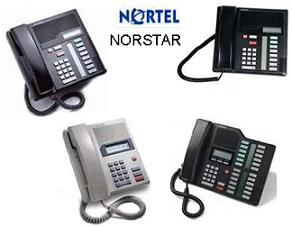 Northern Telecom Norstar Meridian M7310 Display System Phone