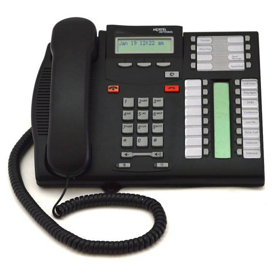 Nortel T7316 Phone