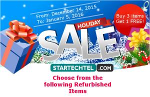Startechtel Holiday Sale