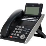 NEC DT300 Series Phone Call Basics For The NEC DTL-12D-1 Phone