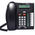 Nortel Networks Phone Manual Using Voicemail On The Nortel T7208 Phone
