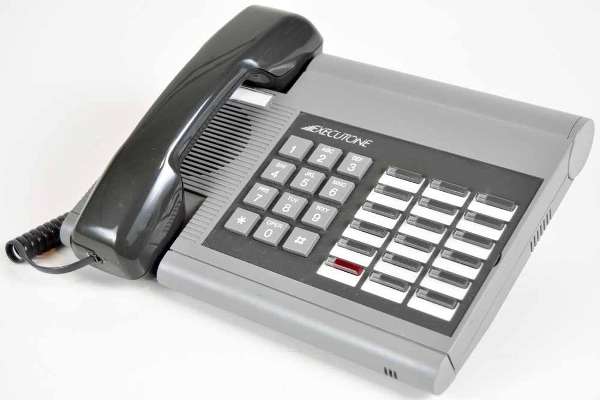 Programming System Speed Dials On The Executone IDS M18 Phone -  Startechtel com's Blog