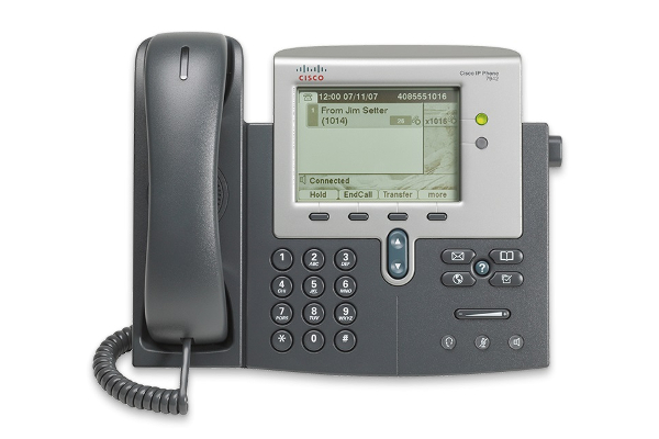 Cisco IP Phone 7942G: How To Transfer Calls - Startechtel com's Blog