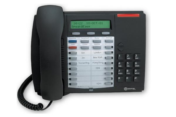Using Speed Call Keys On The Mitel Superset 4025 Phone
