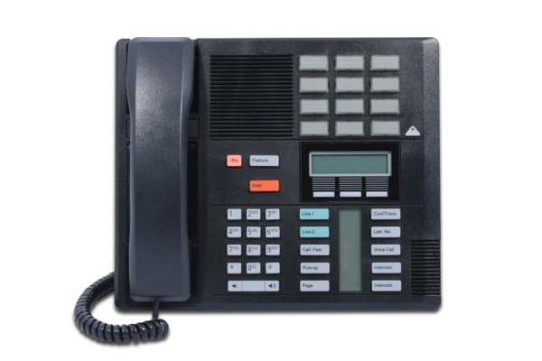 Answering Calls On The Nortel M7310 Phone