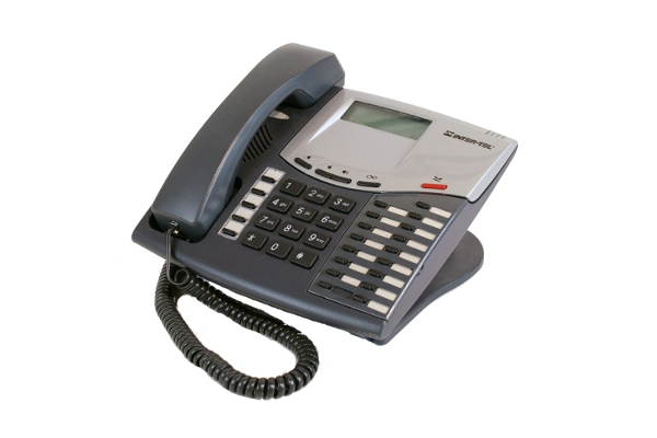 Programming Keys on the Intertel Axxess 550.8520 Phone