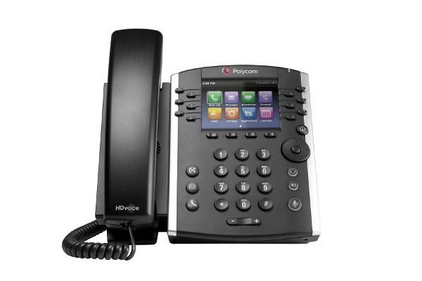 Do Not Disturb Feature On The Polycom VVX 400-410 Phone