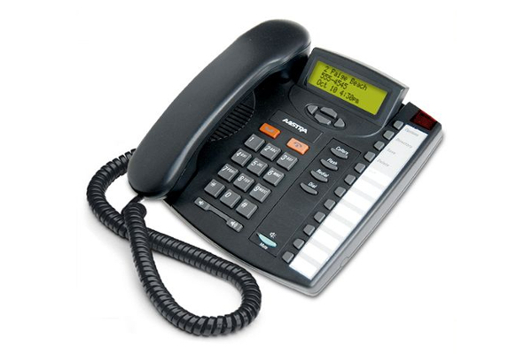 Call Handling On The Aastra 9116LP Phone