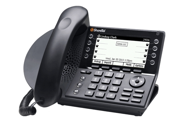 Conferencing On The ShoreTel 480G IP Phone